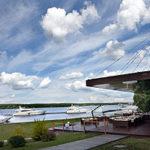 Атмосферное лето в ресторане яхт-клуба «Галс»