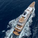 Теперь 111-метровую супер-яхту Lürssen TIS можно арендовать